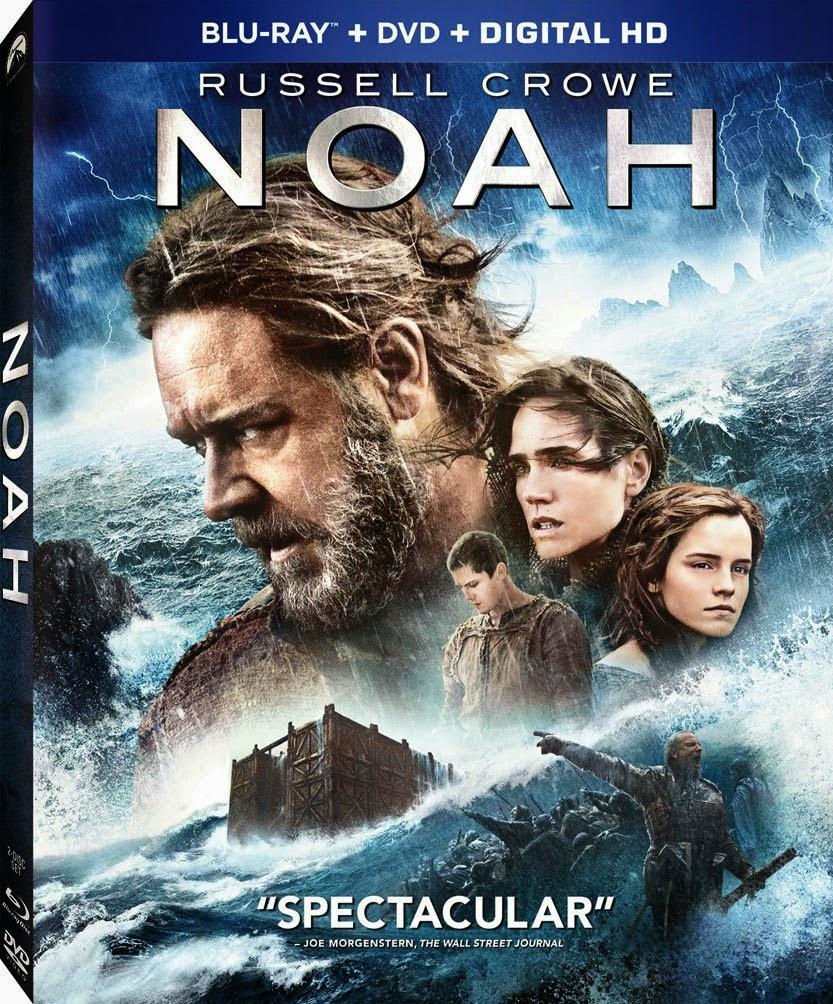 Cover Caratula Noé (2014) 1080p BD25