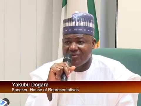 BREAKING News: Speaker Dogara Sacks Chairman, House of Reps Appropriation Committee