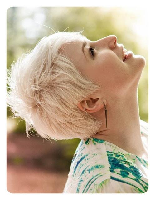 platynowy jansy blond