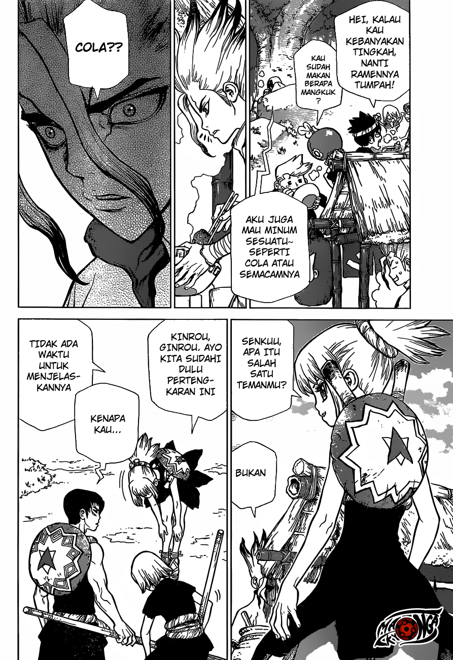 Dr Stone Chapter 23-6