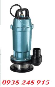 Máy bơm chìm nước thải Techrumi QDX6-10-0.37