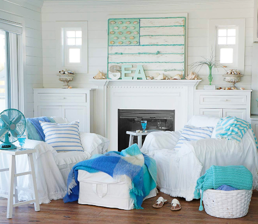 Cottage by the Sea Interior Design and Decor Book