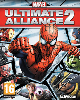 Marvel Ultimate Alliance 2 PC Game