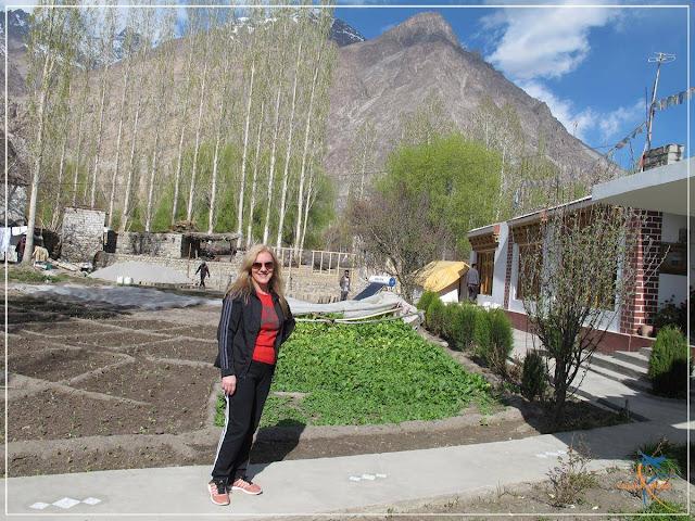 Yourdum Gest House em Hunder, Nubra Valley, Ladakh