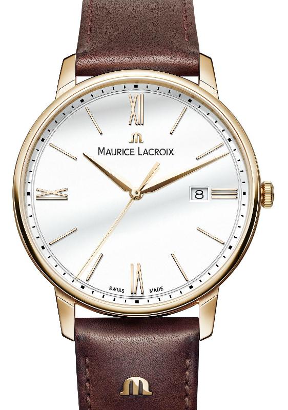 Maurice LaCroix Eliros Date baselworld 2016