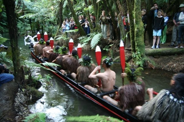 New Zealand Traditions: English Around The World: Maori Culture
