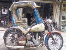 image002 Sejarah 'Becak Vespa' Padang Sidempuan: Suatu Inovasi Sosial Ekonomi Alat Transportasi