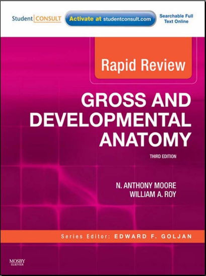 Rapid Review Gross and Developmental Anatomy 3rd Edition (2010) [PDF]