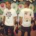 Lol...Check out the inscription on this Chris Brown's T-shirt (PHOTOS)