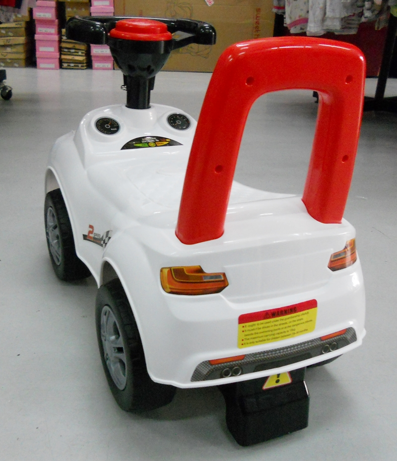 Bongbongidea Kids Ride On Car With Back Rest Bmw With Sound
