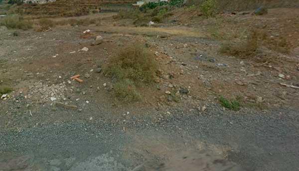 Localizan cuerpo de persona descompuesto en un barranco del barrio Catela, Telde, Gran Canaria