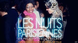 """Exposition """"Nuits parisiennes"""" à l'Hôtel de Ville"""