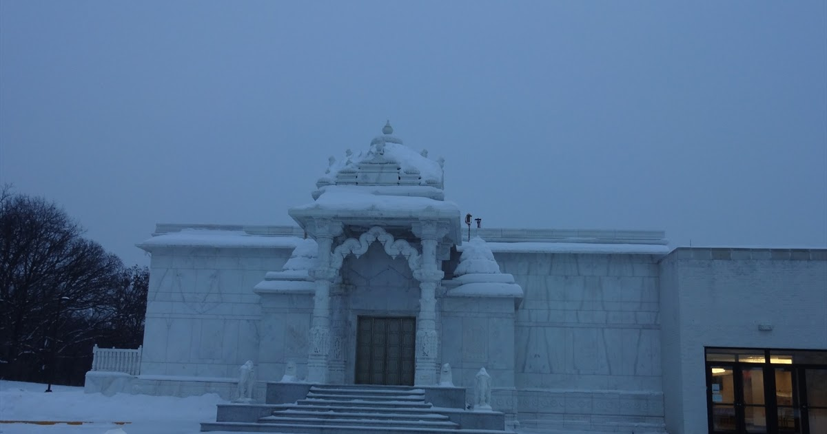 Jain Temple in Chicago  Exploring My Life