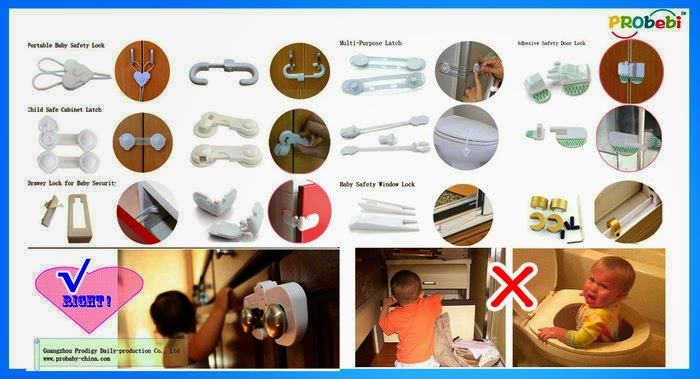 Baby Safe Mother Feel At Ease Tips Of Baby Safety With Home Safety Lock Latch