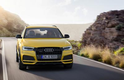 Prossimamente kit S Line Competition Audi Q3