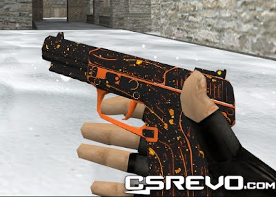 Skin Five-Seven - Lavale - HD CS 1.6