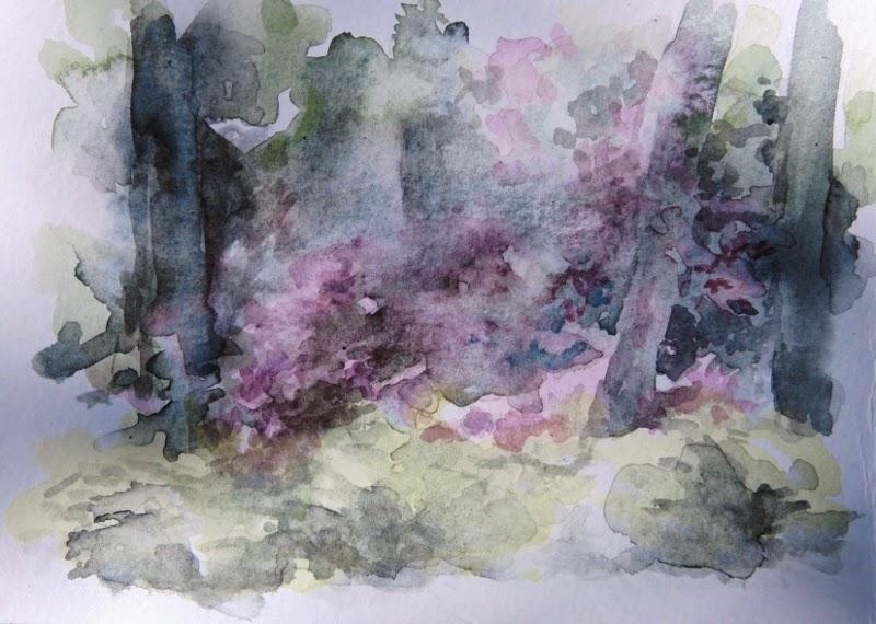 tekentips, schilder tips,aquarel, plein air, buitentekenen, lessen buitentekenen