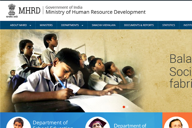 Swachh Vidyalaya Puraskar Award 2017 Guidelines Schedule Online Application at www.mhrd.gov.in