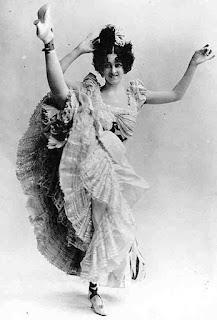 cabaret dancer 1930