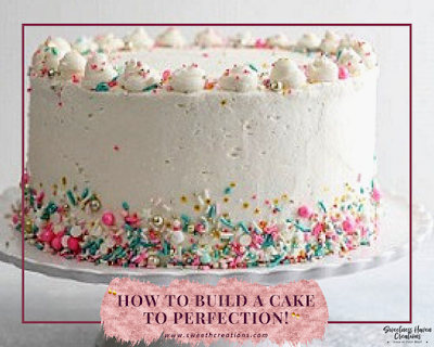 8) STORING AND TRANSPORTING YOUR CAKE