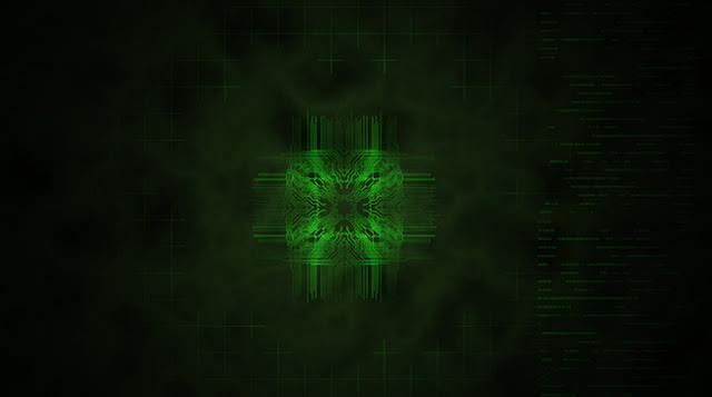 Cyber Spirit Wallpaper Engine