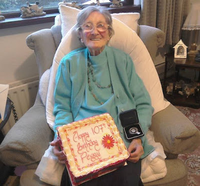 REMARKABLE WISH OF 107 YEAR OLD PRESBYTERIAN