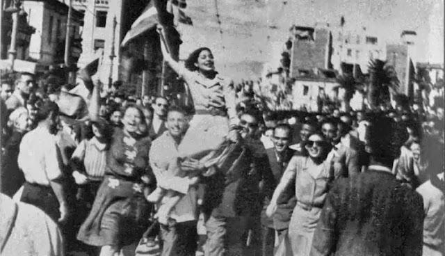 Τιμητική εκδήλωση στο Ναύπλιο για την ημέρα λήξης του Δευτέρου Παγκοσμίου πολέμου