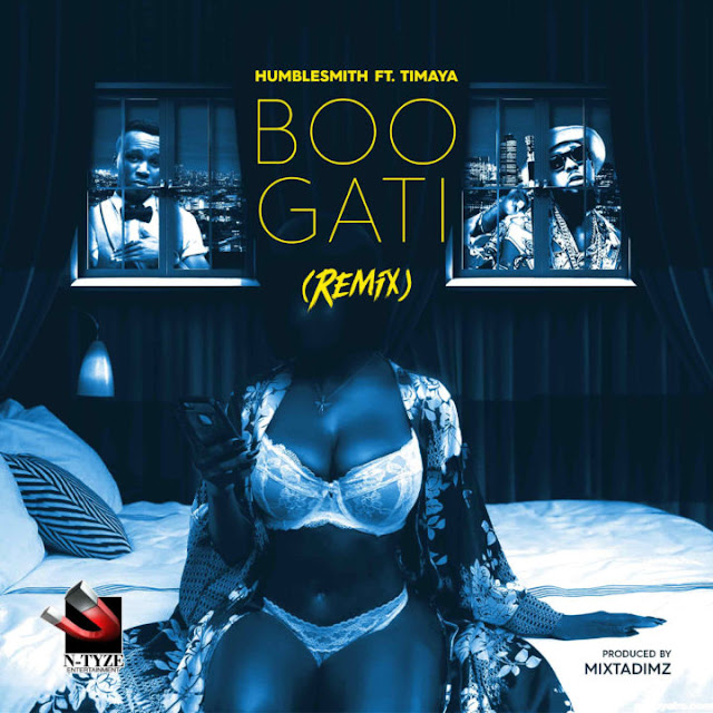Humblesmith ft. Timaya – Boogati (Remix)