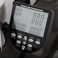 WaterRower S1's Series 4 Performance Monitor