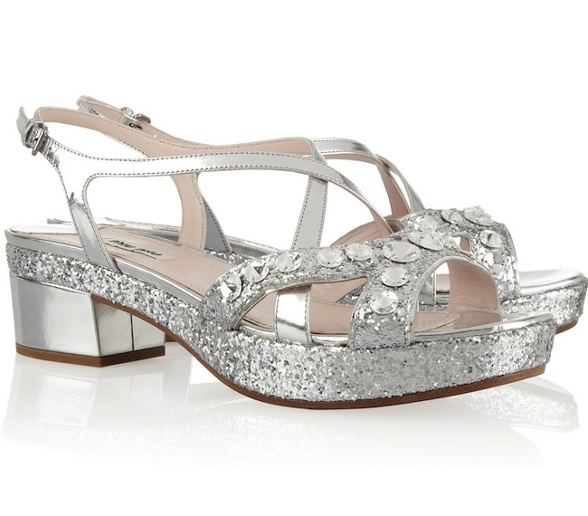 Miu Miu Shoes, Miu Miu Sandals
