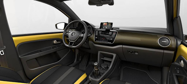 Novo VW Cross-Up! 2017