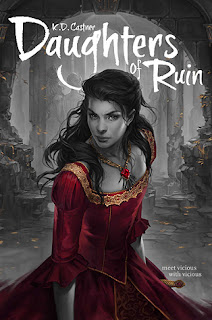 Daughters of Ruin by K.D. Castner