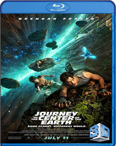 Journey to the Center of the Earth [2009] [BD50] [3D] [Subtitulado]