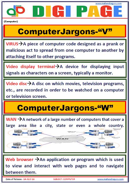 Digi Page - Computer Jargons