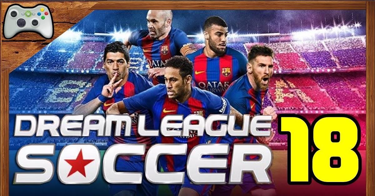 dream league soccer 2018 mod apk zarchiver
