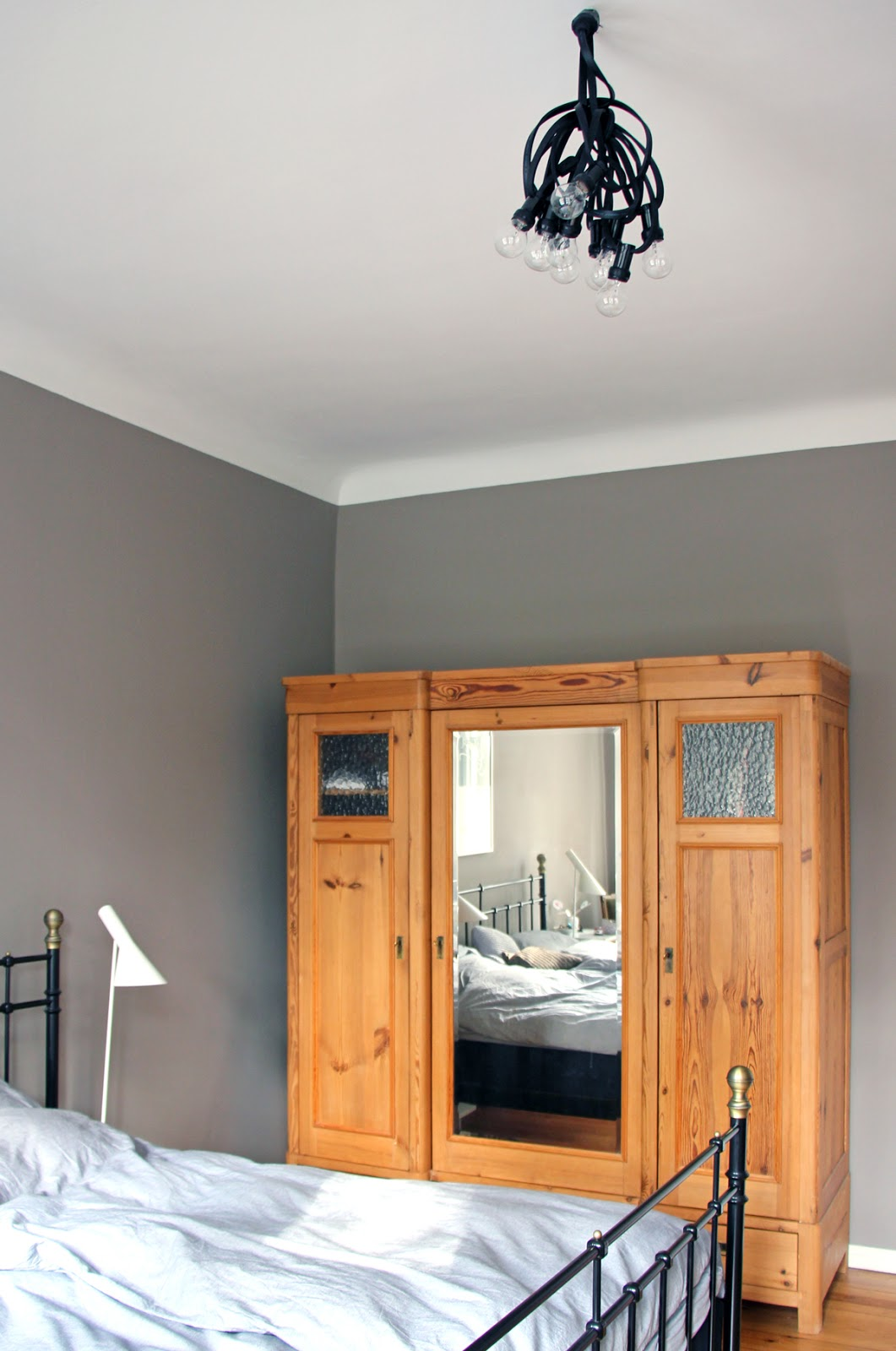 Perfekt Wandfarbe Cappuccino Schlafzimmer