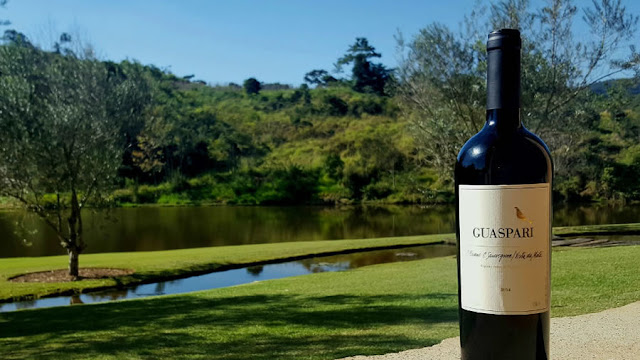 Guaspari, uma estrela na Toscana Brasileira