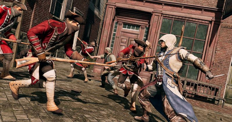 Assassins Creed III Remastered PC Full Español