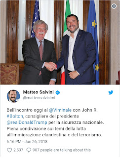 Salvini Tweet