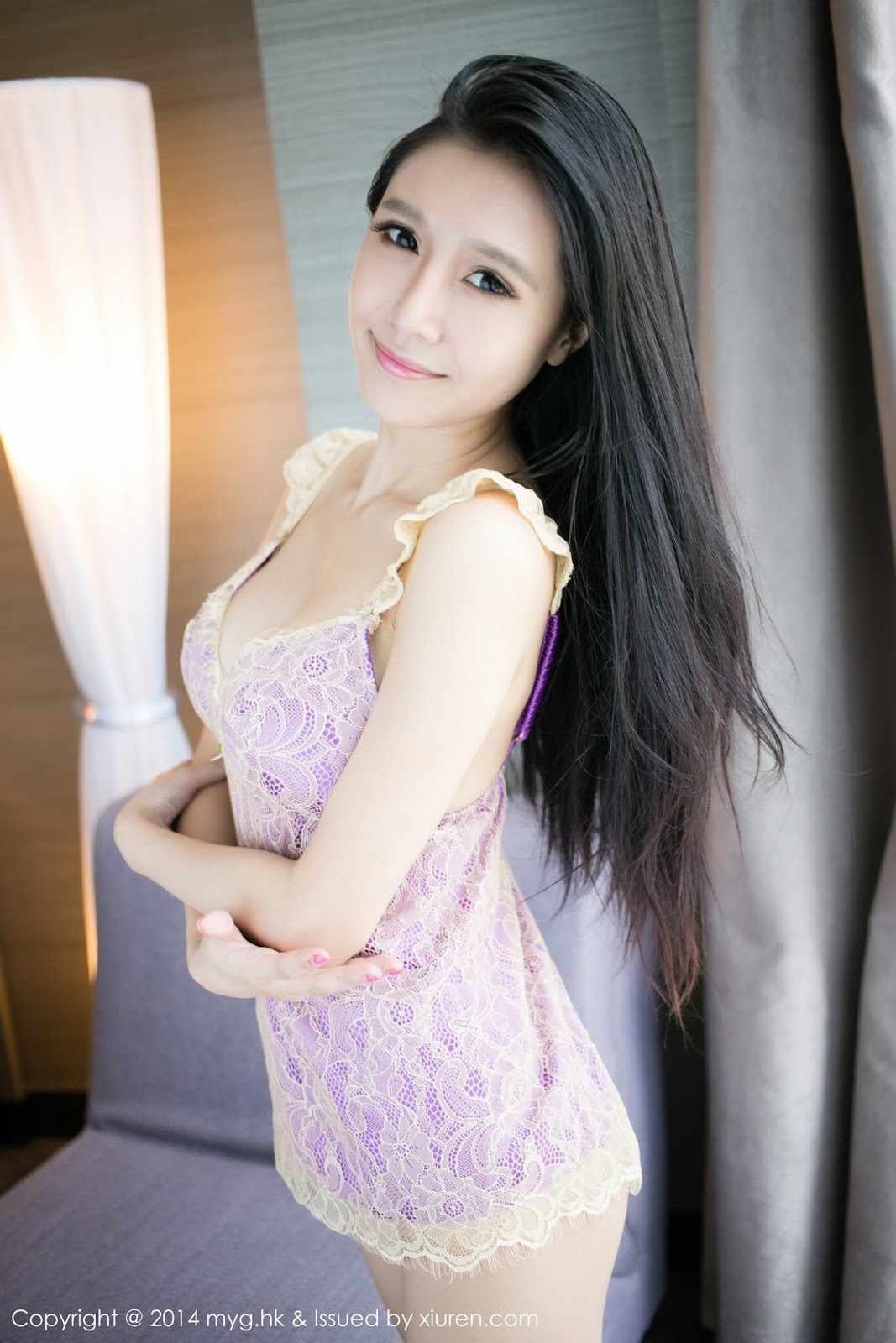 Sexy Photo MYGIRL VOL.59 Nude Girl