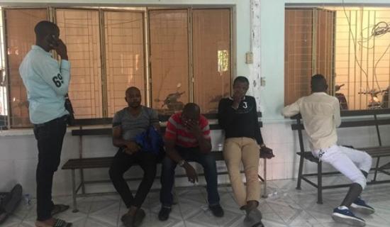 nigerians arrested vietnam