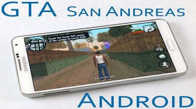 Download Game GTA San Andreas + Mod Full Version Untuk Android 2016 Gratis