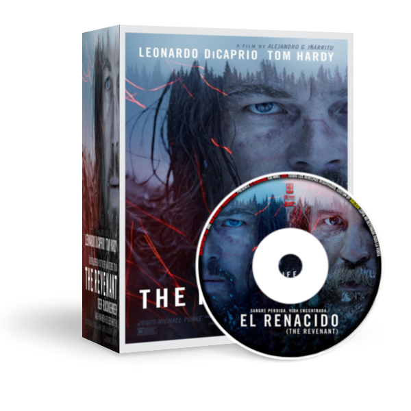 The Revenant 2016 BluRay 1080p Mp4 (ESPAÑOL e INGLES)