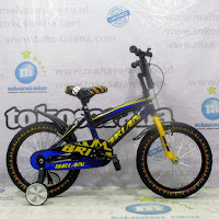 Sepeda Anak Brian 16 Inci