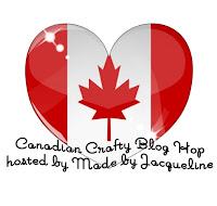 Canadian Crafty Blog Hop