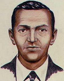 d.b.copper seorang pembajak pesawat yang hilang misterius