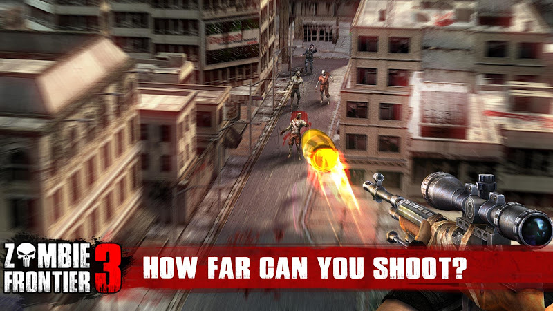 Zombie Frontier 3 v1.94 (Mod)