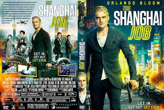 The Shanghai Job DVD Cover