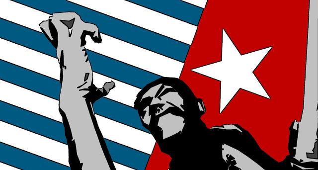 Lt. Gen. TRWP Amunggut Tabi: Para Pejuang Papua Merdeka Harus Merdeka Dulu dari Tiga Penjara Pribadinya ini