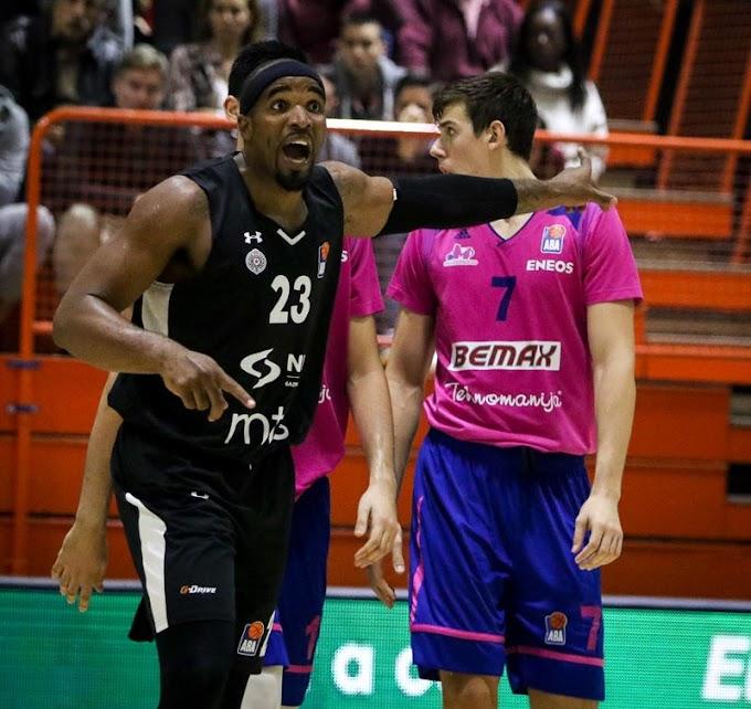 Samjuels se oprostio od Partizana?! (FOTO)